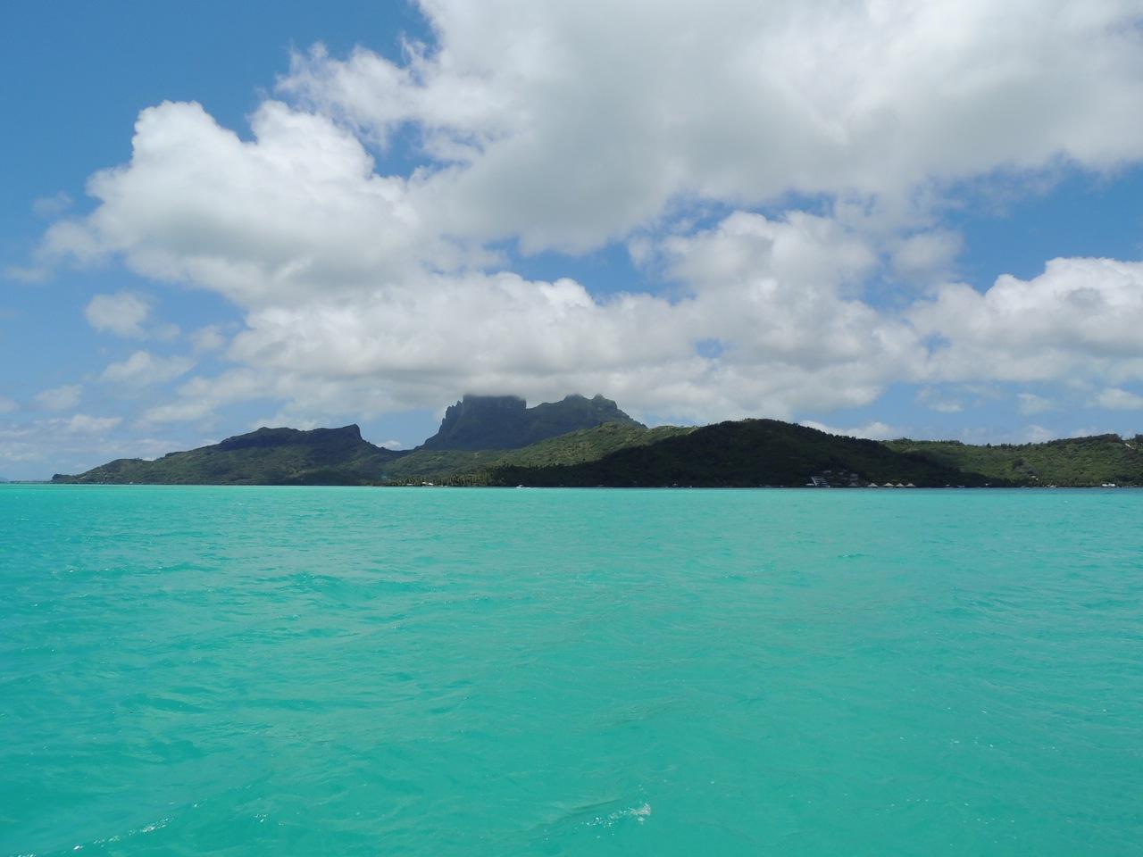 Bora Bora Lagoon & Volcano