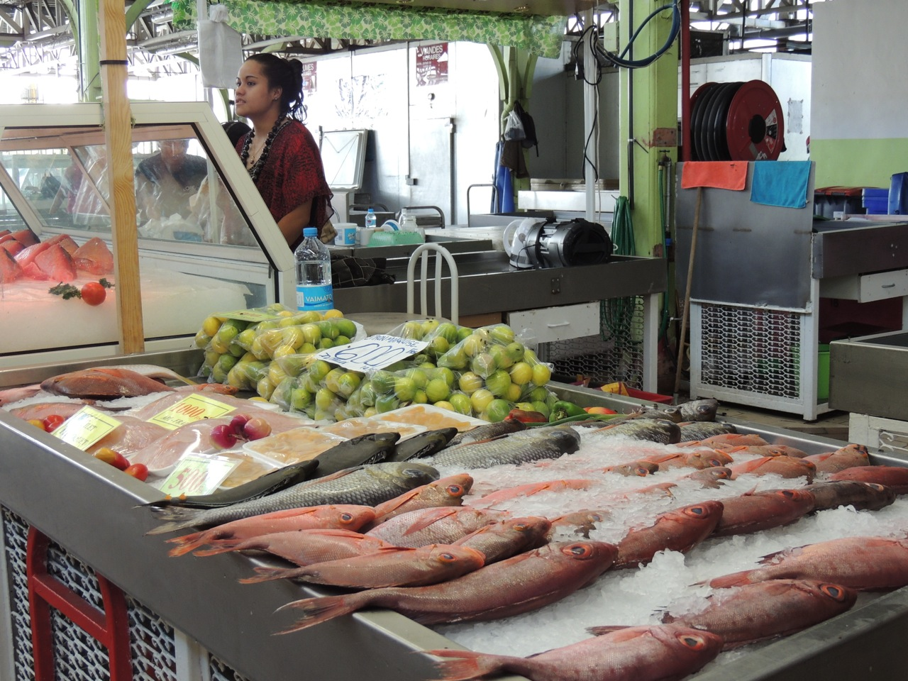 Fish at the Papeete Market