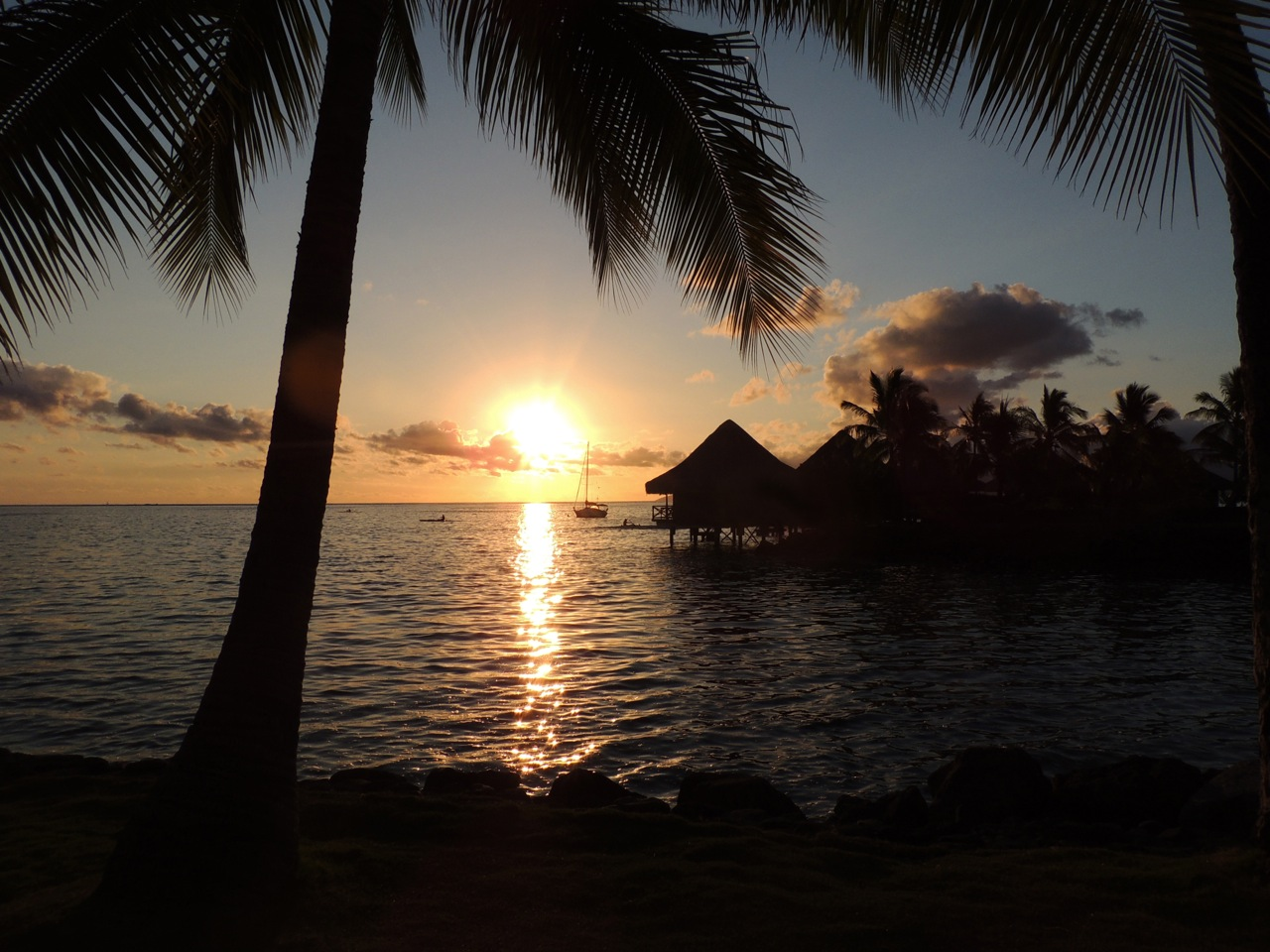 Papeete Sunset