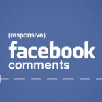 Responsive Facebook Comments